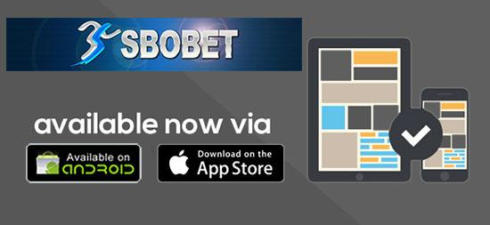 Download dan daftar judi online Sbobet di Android